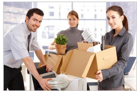 Офисный переезд мебели
