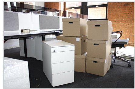 Срочный офисный переезд
