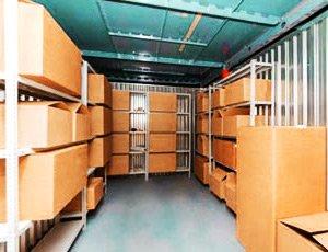 Боксы хранения на складе