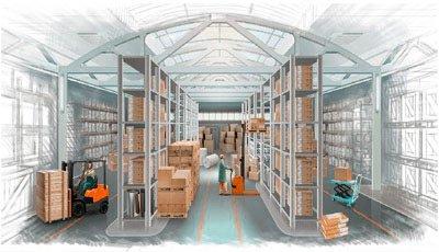 Стоимость хранения на складе