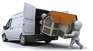 Перевозка мебели с грузчиками цена