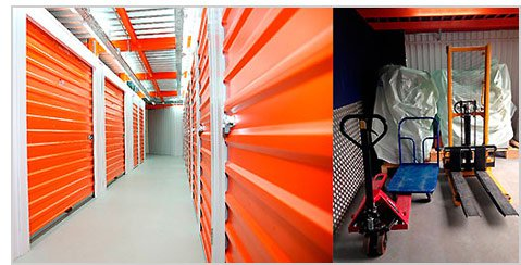 Услуги хранения на складе