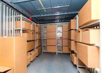 Хранение товаров на складе